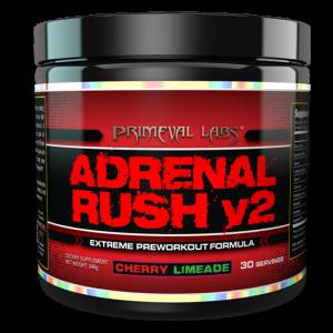 Primeval Labs Adrenal Rush V2 30 Servings
