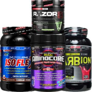 Allmax Nutrition Get Amped Stack