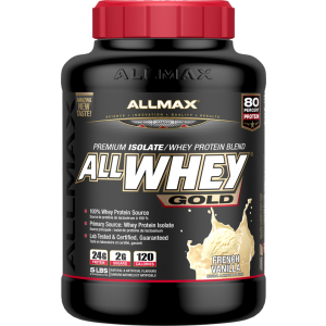 Allmax Nutrition AllWhey Gold 5 Lbs