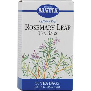 Alvita Rosemary Leaf Tea 30 Bags