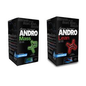 Androlean & Andromass Stack