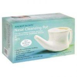 Ancient Secrets Nasal Cleansing Pot (NETI) 1 Unit