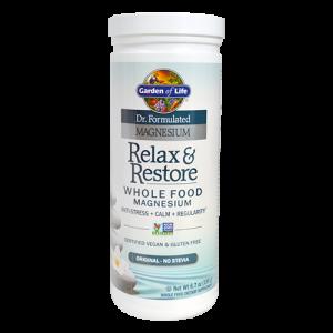 Garden of Life Relax & Restore 13.4 Oz