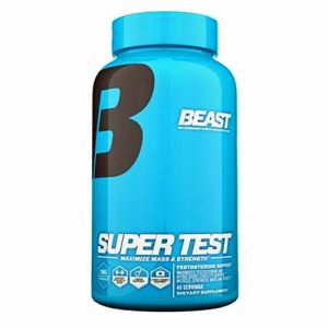 Beast Sports Nutrition Super Test 180 Capsules