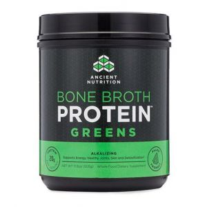 Ancient Nutrition Bone Broth Protein Greens 20 Servings