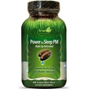 Irwin Naturals Power to Sleep PM Melatonin-Free