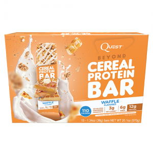 Quest Nutrition Cereal Protein Bar 15/Box