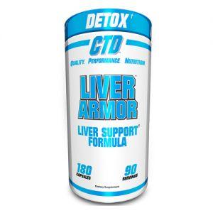 CTD Labs Liver Armor 180 Caps