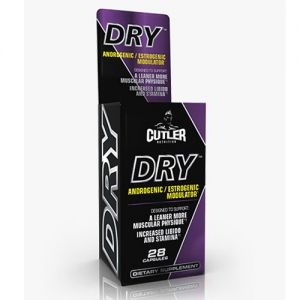 Cutler Nutrition Dry 28 Caps