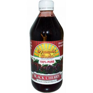 Dynamic Health Black Cherry Concentrate 16oz
