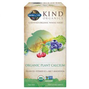 MyKind Organics Plant Calcium (Non-GMO) 180 Tabs