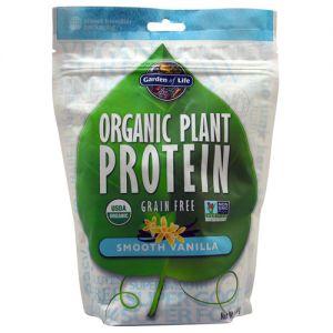 Garden of Life Organic Plant Protein 10 Serve
