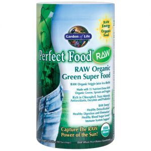 Garden of Life Perfect Food Raw 240 Grams