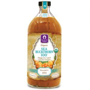 Genesis Today Organic Sea Buckthorn 100 32 oz
