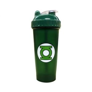PerfectShaker Green Lantern Shaker Bottle 28oz