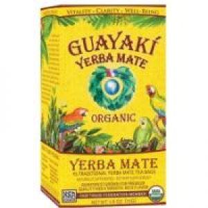 Guayaki Yerba Mate 25 Bags