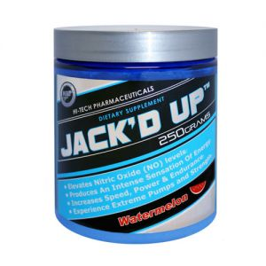HI-TECH JACK'D UP 250G