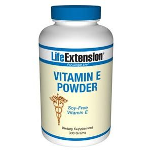 Life Extension Vitamin E (synthetic) 300 grams