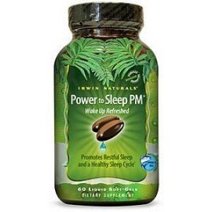 Irwin Naturals Power to Sleep PM 60 Gels