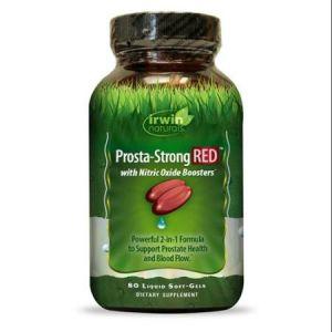 Irwin Naturals Prosta-Strong Red 80 Gels
