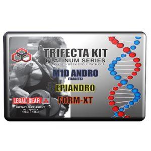 LG Sciences Trifecta Andro Kit