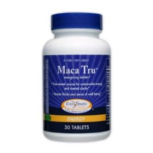 Enzymatic Therapy Better World Maca Tru 30 Tabs