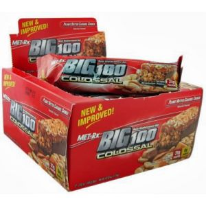 Met-Rx Big 100 Colossal Bars 12/Box