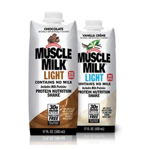 Muscle Milk Light RTD