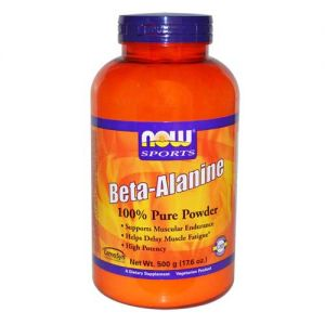 Now Foods Beta Alanine Powder 500 Grams