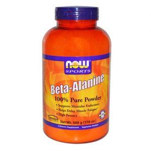 Now Foods Beta Alanine Powder 500 Grams