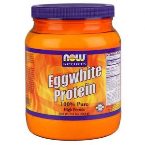 Now Foods Eggwhite Pure Powder 1.2 Lb