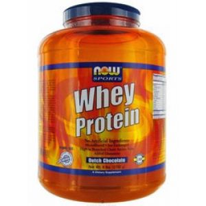 Now Foods Whey Protein 6 lbs
