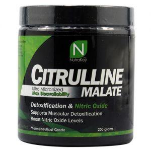 Nutrakey Citrulline Malate 200 Grams