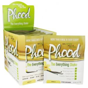NutraFusion Nutritionals Phood Shake 12 Packets