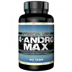 Primeval Labs 4-Andro Max 60 Tabs