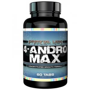 Primeval Labs 4-Andro Max 60 Tabs