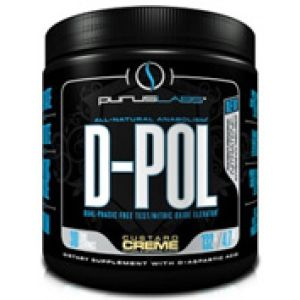 Purus Labs D-Pol Powder Testosterone Booster