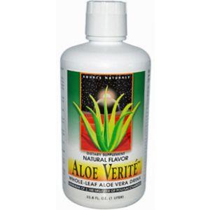Source Naturals Aloe Verite Natural Flavor 33.8 oz