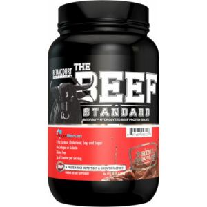 Betancourt Nutrition The Beef Standard 2 Lbs