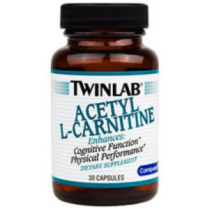 Twinlab Acetyl L-Carnitine 30 Capsules