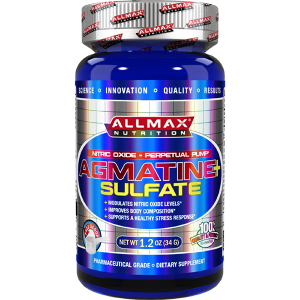 Allmax Nutrition Agmatine Sulfate 34 Grams
