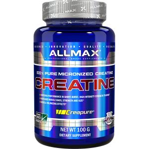 Allmax Nutrition Creatine Monohydrate 100 Grams