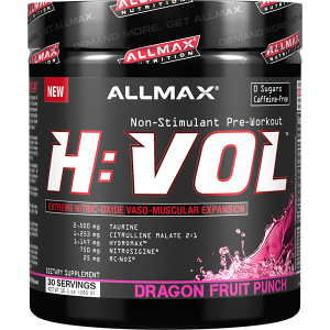 Allmax Nutrition H:VOL