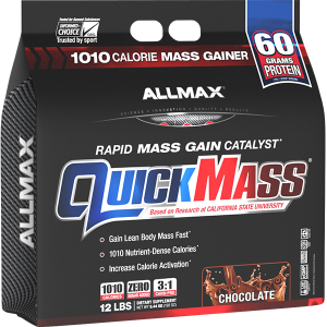 Allmax Nutrition QuickMass Loaded 12 Lbs