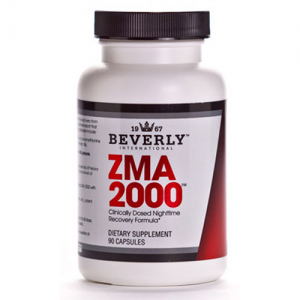 Beverly International ZMA 90 Caps