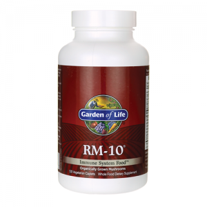 Garden of Life RM-10 Immune System Food 120 Caps