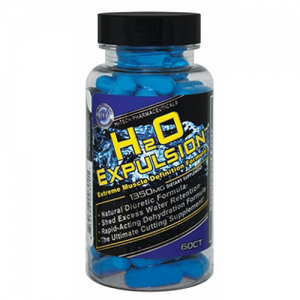 Hi-Tech Pharmaceuticals H2O Expulsion 60 Caps