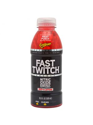 Fast Twitch RTD 12 Bottles | CytoSport 16.9 oz