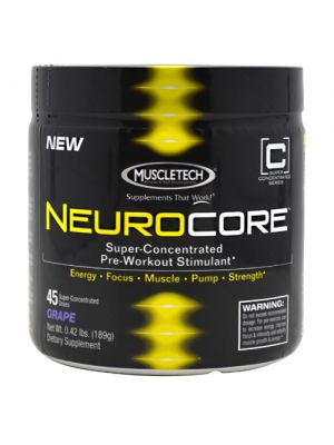 MuscleTech NeuroCore Grape 45 Servings