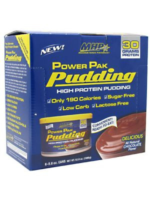 MHP Power Pak Pudding 6/Case